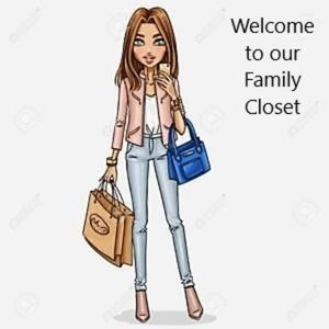 This is a Family Closet